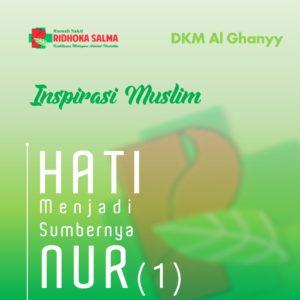 HATI 1 - artikel inspirasi muslim rumah sakit ridhoka salma cikarang