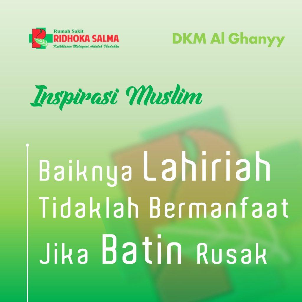 batin- artikel inspirasi muslim rumah sakit ridhoka salma cikarang