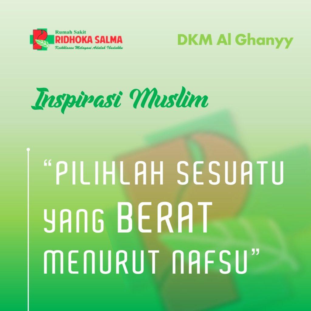berat- artikel inspirasi muslim rumah sakit ridhoka salma cikarang