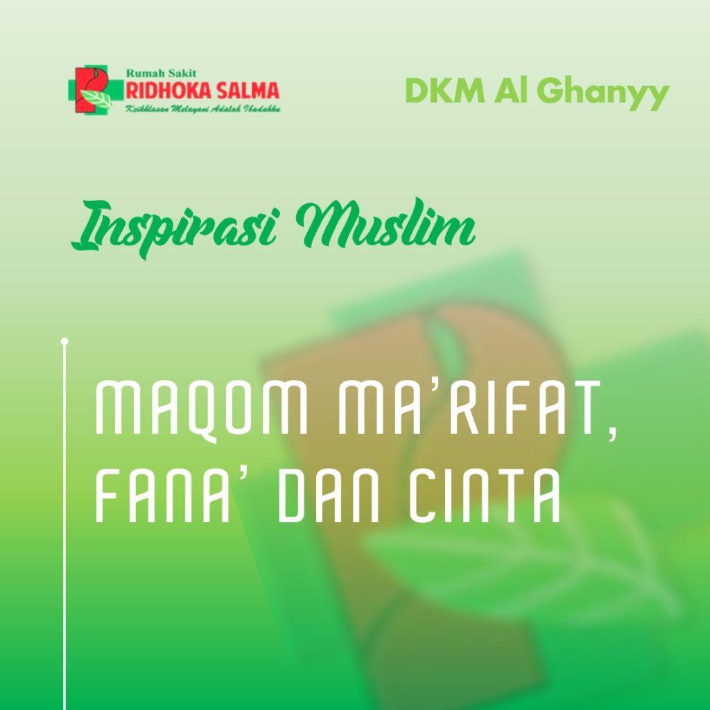 maqom - artikel inspirasi muslim rumah sakit ridhoka salma cikarang