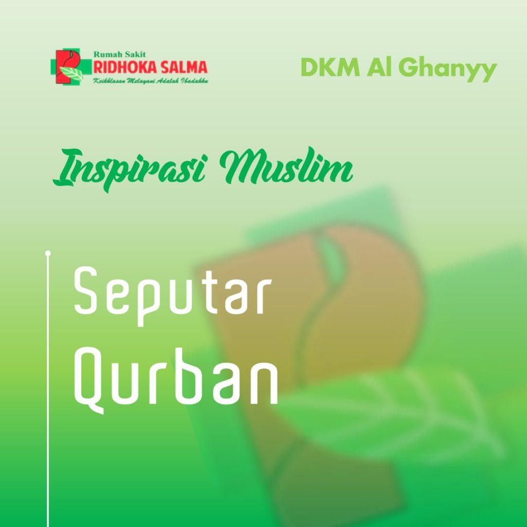seputar qurban - artikel inspirasi muslim rumah sakit ridhoka salma cikarang