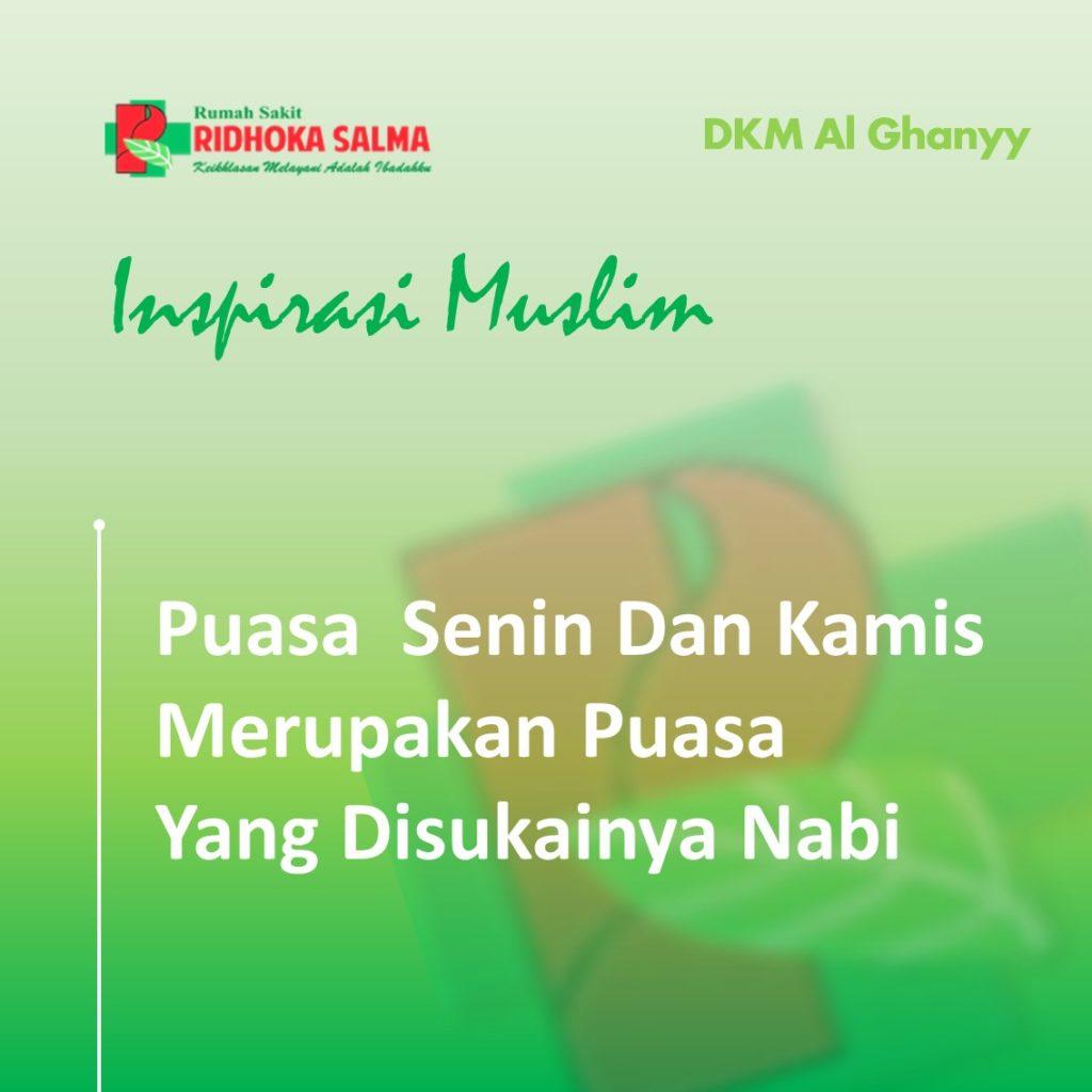 Artikel Inspirasi Muslim - Bidang Dakwah Rumah Sakit Ridhoka Salma Cikarang